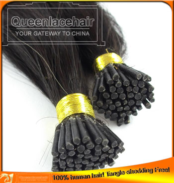 Brazilian Virgin Pre-tipped Human Hair Extensions Manufacturer,Lower Price