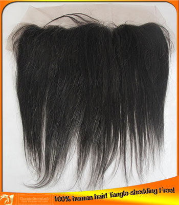 Good Quality Indian Virgin Hair Silky Straight Middle,Free,3 Part lace frontal 13x4,13x2,Bleached Knots
