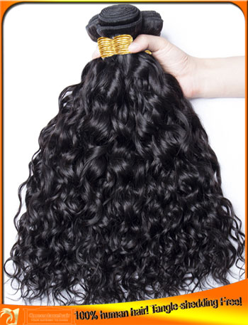 water wave hair wefts
