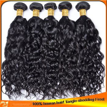 Malaysian Virgin Good Quality Body Wave Human Hair Weaves Tangle Shedding Free