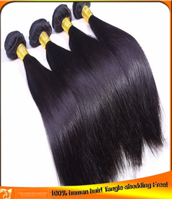 Stock Brazilian Virgin Silky Straight Human Hair Weaves Wholesaler,Good Price