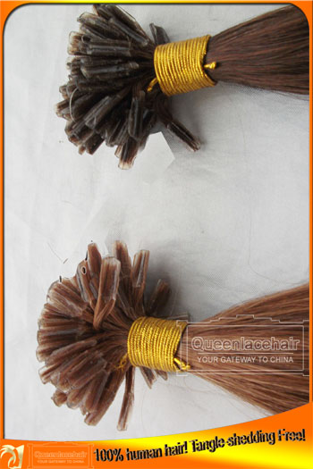 Indian Virgin Remy Pre Bonded Hair Extensions Manufacturer,Factory Price