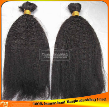 Wholesale Indian Virgin Best Quality Kinky Straight Hair Bulk,Preferential Price