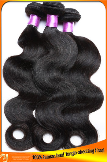 Wholesale 100 Peruvian Virgin Remy Human Hair Weave Weft Extensins Supplier,Tangle-Shedding Free
