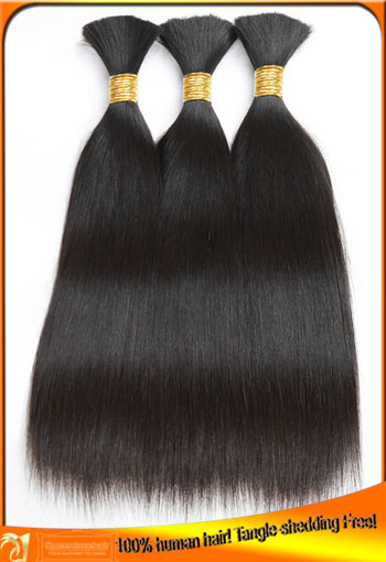 Wholesale Cheap Brazilian Virgin Human Hair Bulk Extensions Supplier