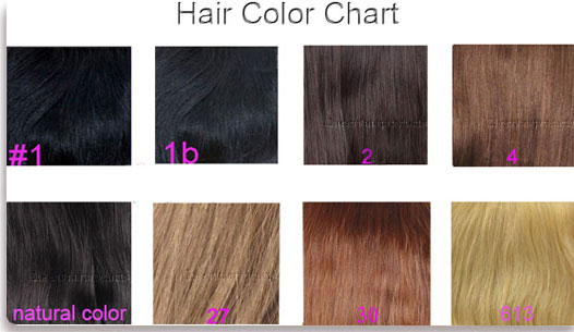 human hair products
