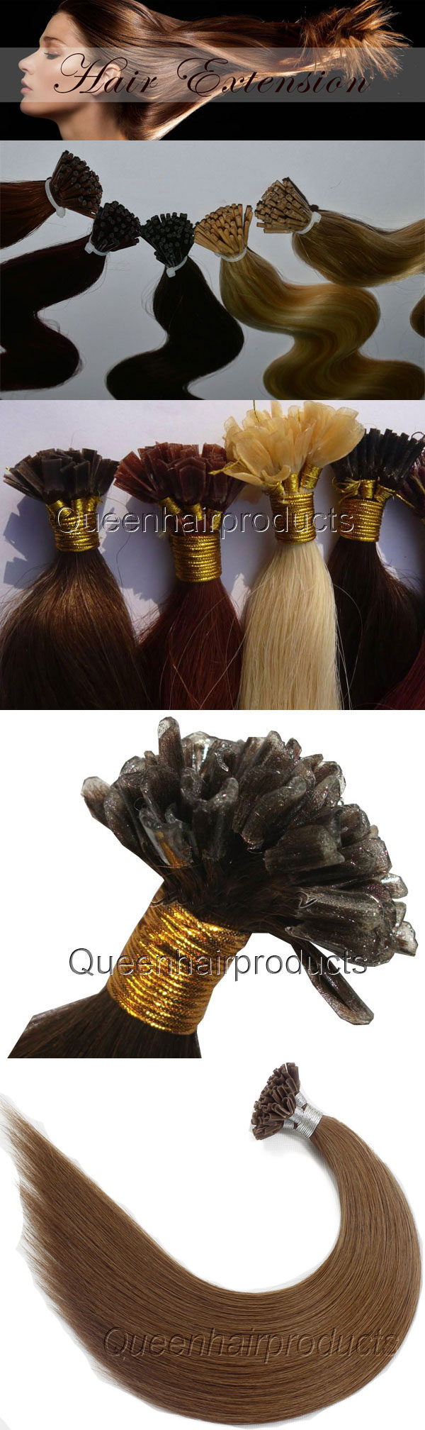 Indian virgin remyhuman hair body wave nail i v shape pre tipped virgin human hair pmusecretfo Image collections