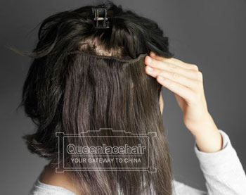 How to put in indian brazilian human hair weave securely pmusecretfo Choice Image