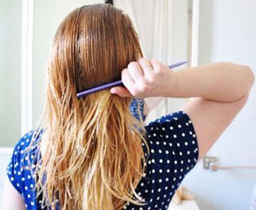 conditon hair